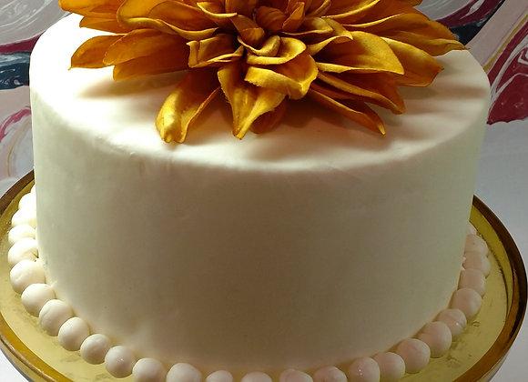 Fondant Cake-Elegance-8 in