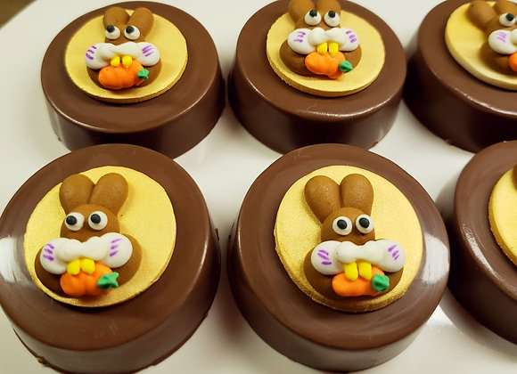 Chocolate Dipped Cookie-Easter Time-Oreo 5pk