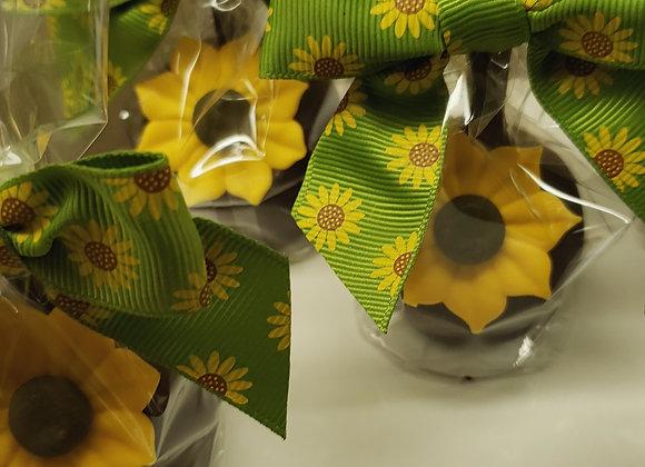 Cake Pop-Sunflower Double Dark-6pk