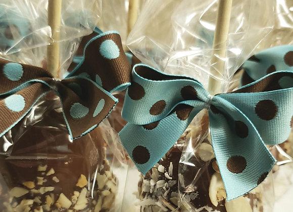 Caramel Apples-Sweet Petites-Nutty Caramel-6pk