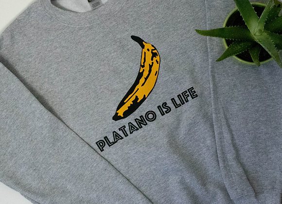 Platano is Life Sweater