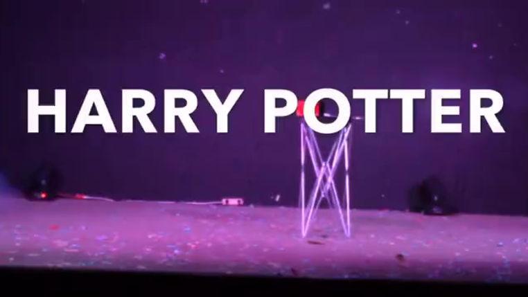 Harry Potter - Alexis et Isaac