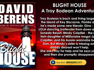 Blight House & Back Roads & Hat Check