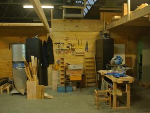 A New Woodwork Studio