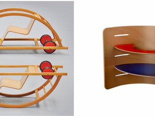 INSPIRATION 5: Kristian Vedel's Child's Chair (1957) and Hans Brockhage's Schaukelwagen (1950)