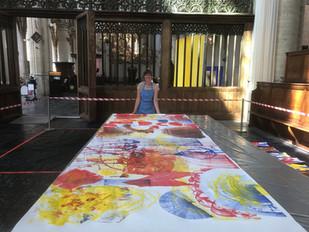Children's workshop in the Church of Alkmaar (NL)