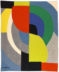 Sonia Delaunay, Helice, 1971