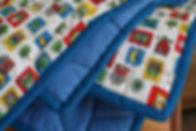 baby blanket, babydeken, quilt, owls, nursery, babykamer, kinderkamer, quilting