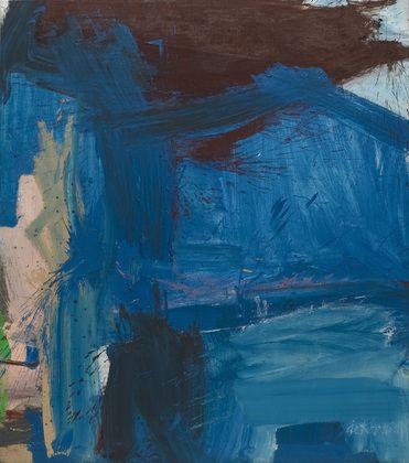 Willem de Kooning, 1960