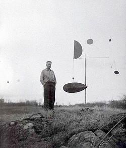 Alexander Calder, 1934