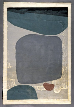 Masaji Yoshida, Silence, 1954