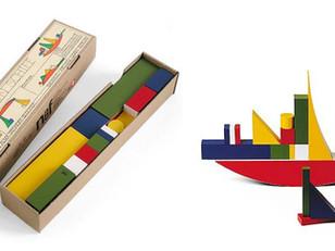 INSPIRATION 1: Bauhaus Bauspiel (1923)