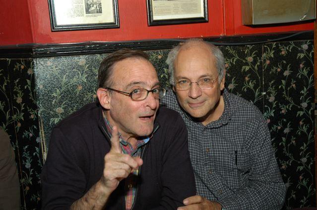 Charles Bernstain with Niclotte Reim