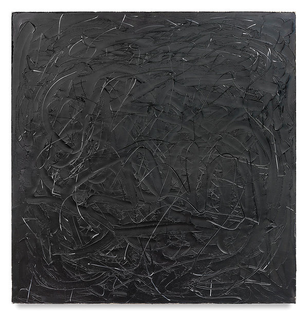 5. Wall II, 2017, 80 by 78 inches, Court