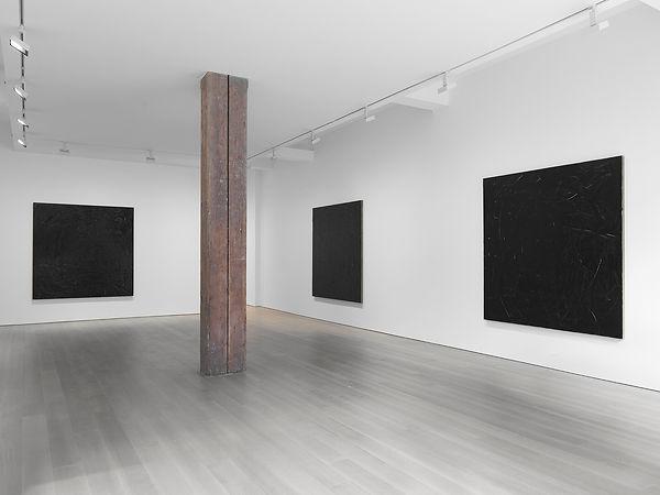 1. Exhibition view, 2018, Miles McEnery