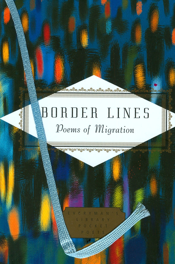 Border Lines Front Cover Dust  Jacket wi
