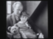 A. A. Milne and Christopher Robin by How