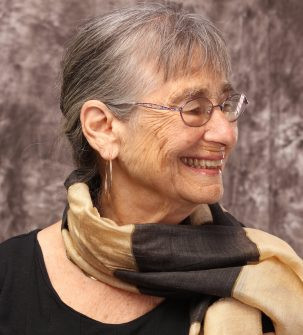 Alicia Ostriker with Nicolette Reim