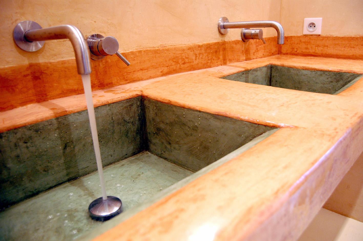 -Salle d'eau à Espédaillac (46)