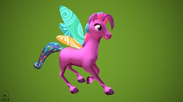Unicorn game