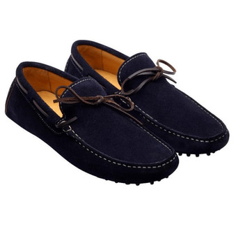 Moccassin with Laces