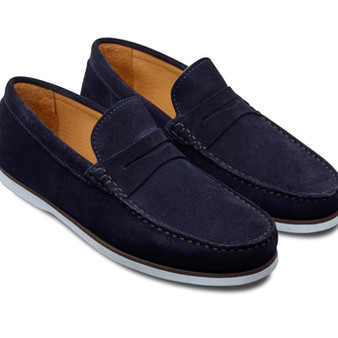 Moccassin with Saddle