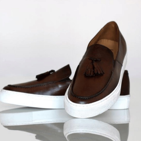 8053 Tassel Loafer