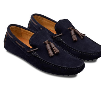 Moccassin with Tassels