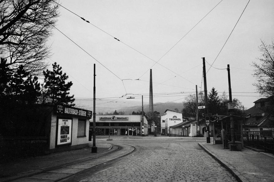 煙突のある市街 (ウィーン)