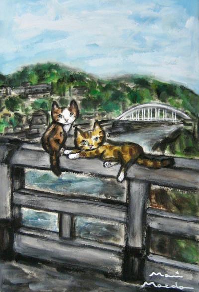 梅の橋の恋人たち