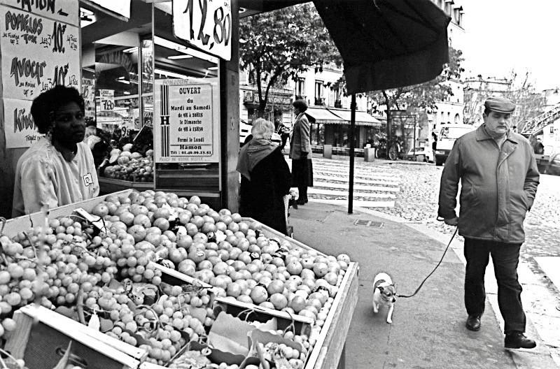 ぼくの伯父さん風のパリジャン (パリ)