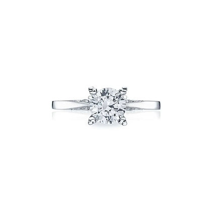 18KWG 0.05CT DIAM RING