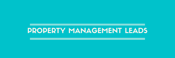 Property Management Leads