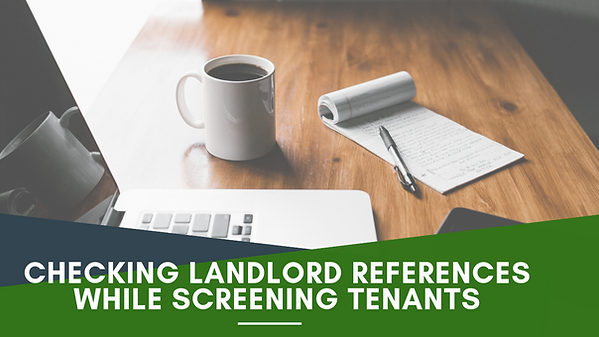 Checking-Landlord-References-While-Scree