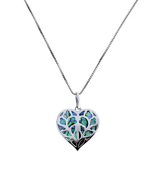 Azendi Heart Of Yorkshire pendant