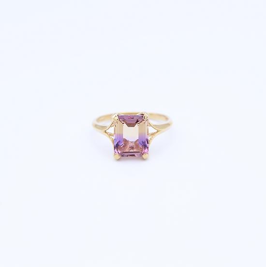 Amatrine ring