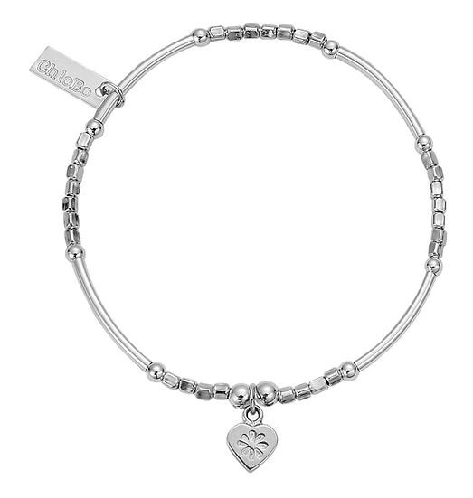 ChloBo heart star bracelet