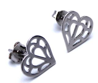 Azendi heart of yorkshire earrings