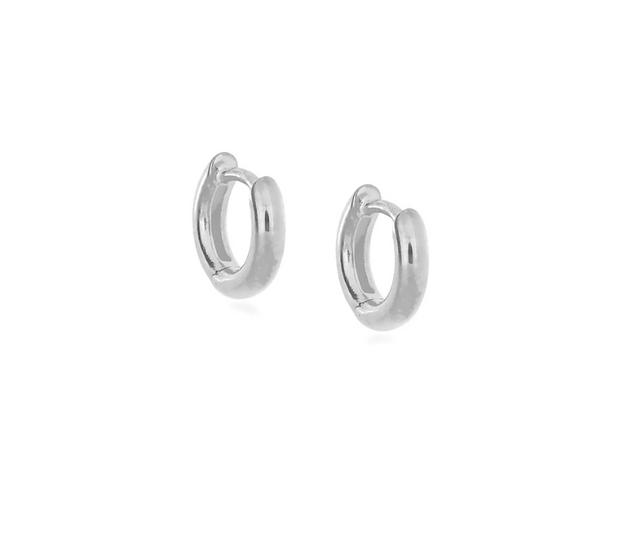 Azendi huggie earrings