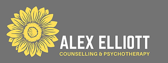Alex Elliott Counselling and Psychotherapy Logo