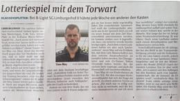 Bericht der Rheinpfalz