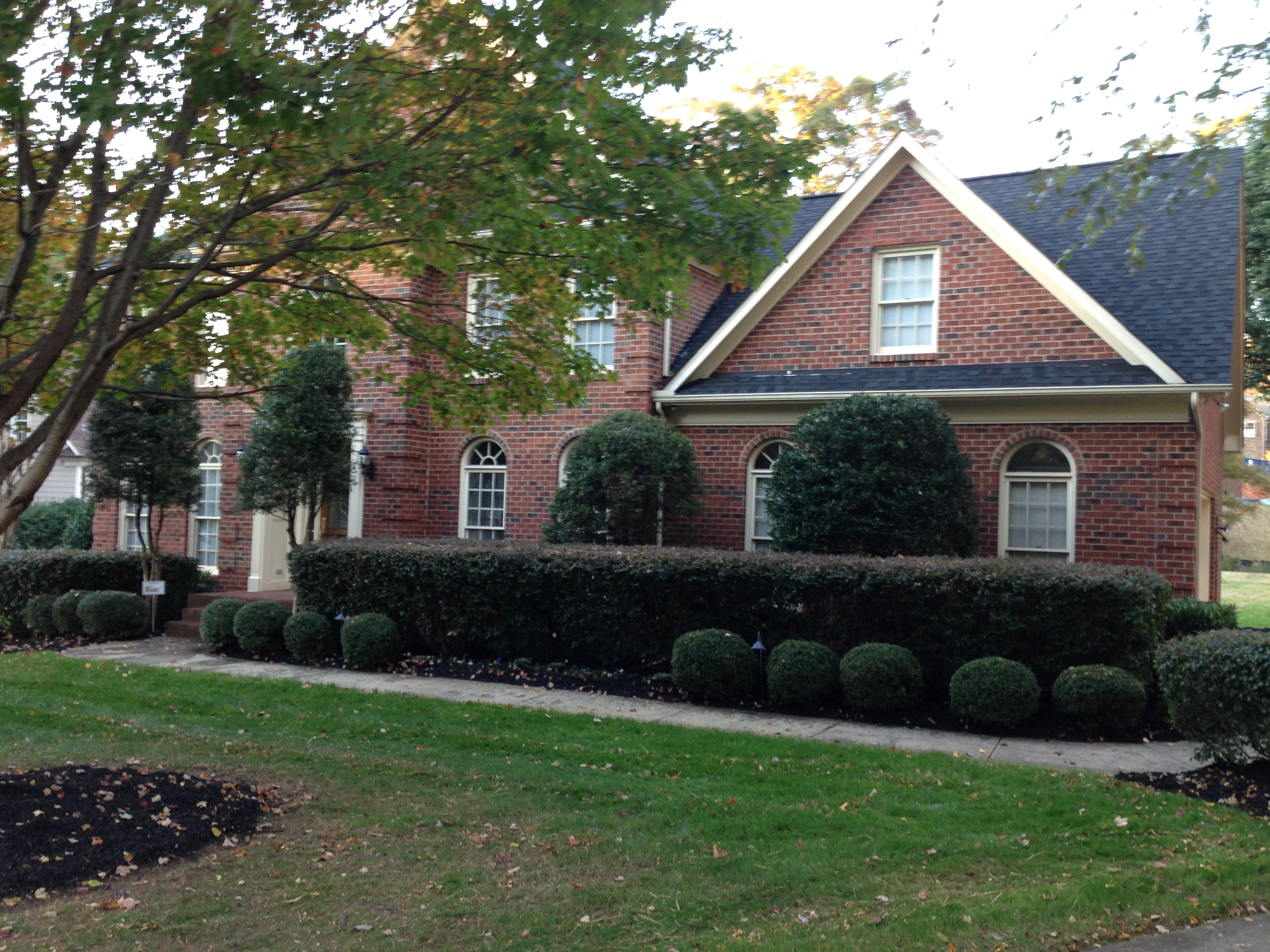 Charlotte Residential Landscaping Services