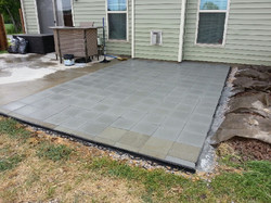 Basic Patio Extension