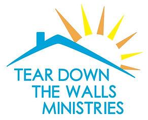 Tear Down the Walls house logo presentat
