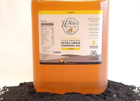 5 Litre Lemon Oil