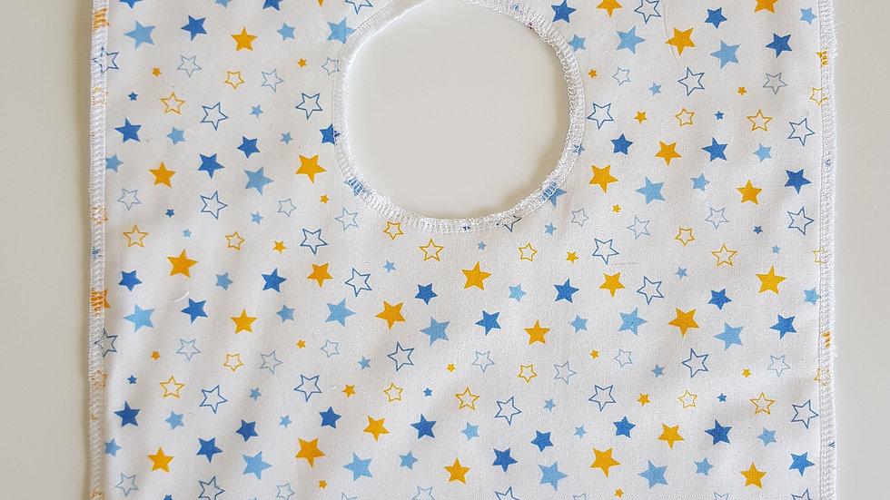Reflux Bib - stars