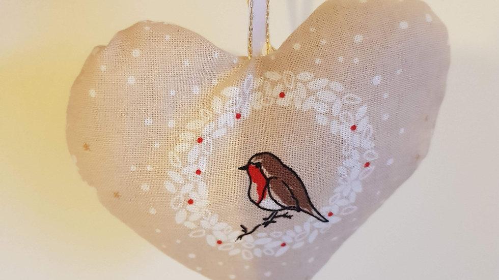 Veronica heart decoration