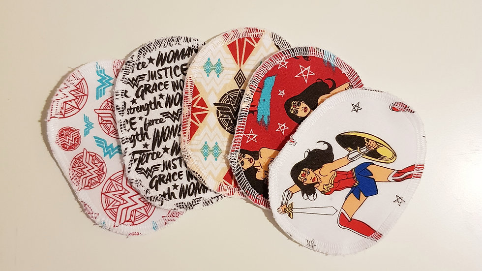 Wonder woman scrubbies ~ limited edition