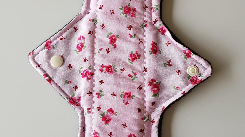 Ditsy Floral Print Feminine Pad