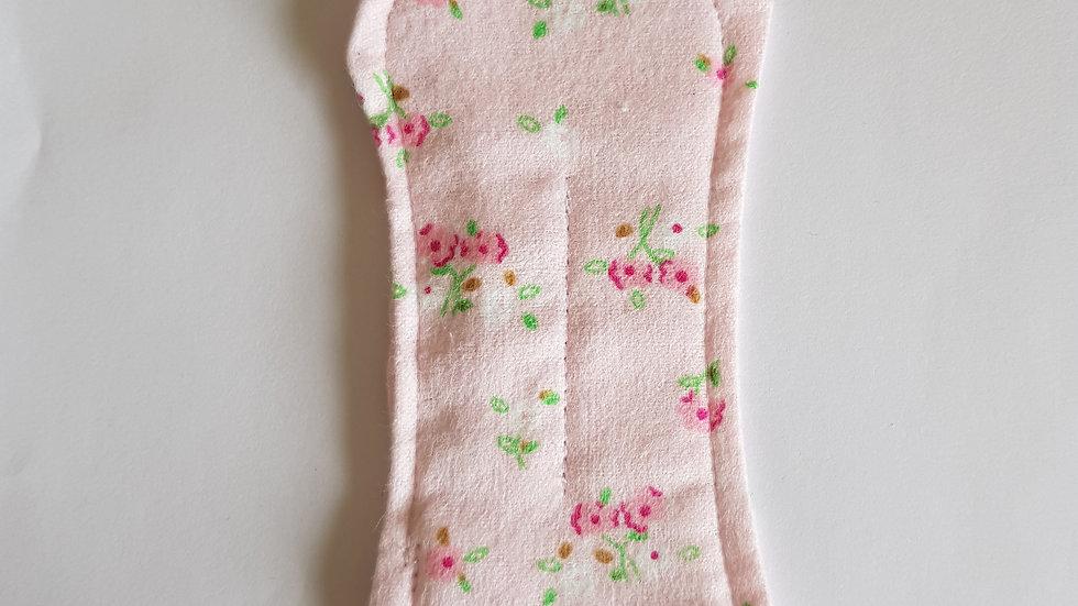 Floral panty liner